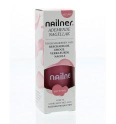 Nailner Nagellak soft pink 8 ml | € 8.66 | Superfoodstore.nl