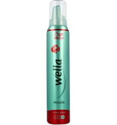 Wella Flex mousse ultra strong hold 200 ml   € 2.97   Superfoodstore.nl