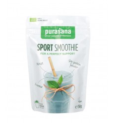 Purasana Sport smoothie 150 gram | € 8.76 | Superfoodstore.nl