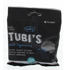 Terrasana Zoute drop tubi's 100 gram | € 1.50 | Superfoodstore.nl