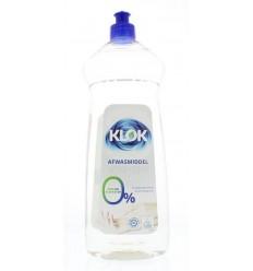 Klok Afwasmiddel xtra care 1 liter | € 3.49 | Superfoodstore.nl