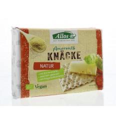 Allos Knackebrod amarant 250 gram   € 2.50   Superfoodstore.nl