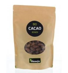 Hanoju Bio cacao bonen 250 gram | € 8.51 | Superfoodstore.nl