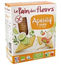 Pain Des Fleurs Uien crackers 150 gram   € 2.84   Superfoodstore.nl