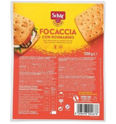 Schär Focaccia 200 gram kopen
