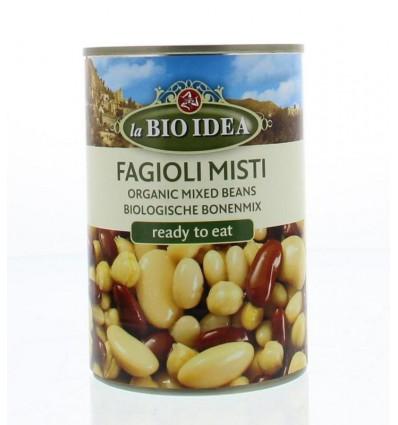 Bioidea Bonen mix 400 gram | € 1.07 | Superfoodstore.nl
