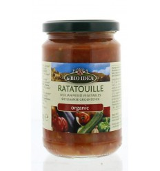 Bioidea Ratatouille 300 gram | € 2.42 | Superfoodstore.nl