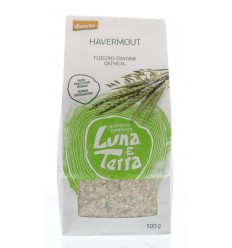 Luna E Terra Havermout 500 gram   € 2.11   Superfoodstore.nl