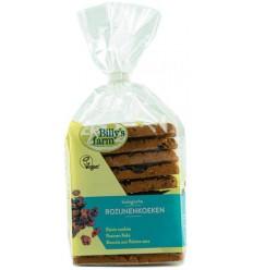 Billy'S Farm Rozijnenkoeken 230 gram | € 2.59 | Superfoodstore.nl
