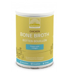 Mattisson botten bouillon kip matt | € 15.99 | Superfoodstore.nl