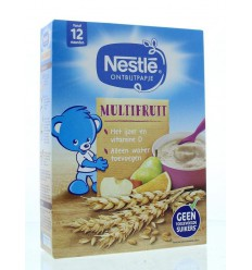Nestle Pyjamapapje multifruit 250 gram | € 3.34 | Superfoodstore.nl