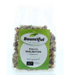 Bountiful Walnoten 150 gram | € 3.38 | Superfoodstore.nl