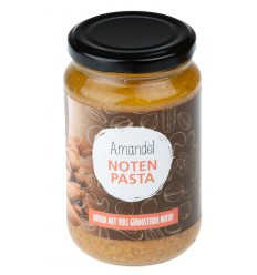 Mijnnatuurwinkel Amandel pasta 350 gram | € 8.86 | Superfoodstore.nl