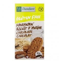 Damhert Haverkoek chocolade 160 gram | € 2.54 | Superfoodstore.nl
