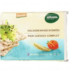 Naturata Knackebrod volkoren rogge 250 gram | € 2.41 | Superfoodstore.nl