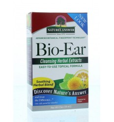 Natures Answer Bio-ear 15 ml | € 23.45 | Superfoodstore.nl