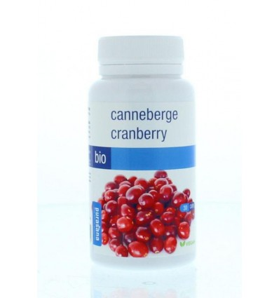Purasana Bio cranberry 360 mg 30 vcaps