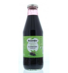 Bountiful Vlierbessensap 750 ml | € 8.39 | Superfoodstore.nl