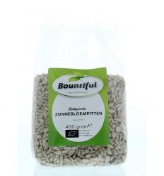 Bountiful Zonnebloemenpitten bio 400 gram   € 2.12   Superfoodstore.nl