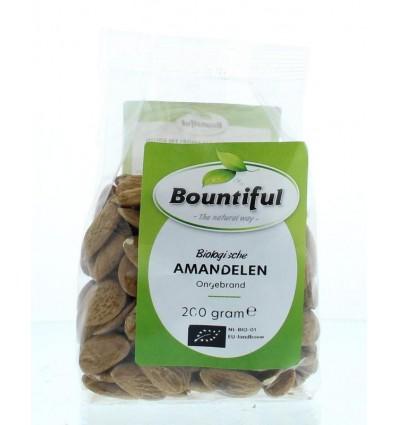Bountiful Amandelen ongebrand 200 gram