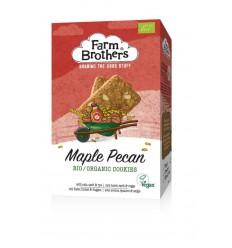 Farm Brothers Maple & pecan koekjes 150 gram | € 2.72 | Superfoodstore.nl