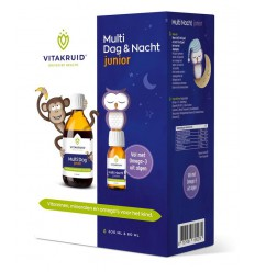 Vitakruid Multi dag & nacht junior 360 ml | € 39.19 | Superfoodstore.nl