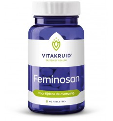 Vitakruid Feminosan 60 tabletten | € 17.65 | Superfoodstore.nl