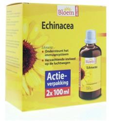 Bloem Echinacea extra forte duo 2 x 100 ml 200 ml | € 14.65 | Superfoodstore.nl
