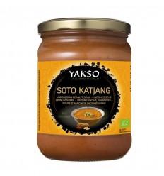 Yakso Soto katjang 500 ml | € 3.51 | Superfoodstore.nl