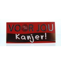 Voor Jou! wensreep kanjer | € 2.02 | Superfoodstore.nl