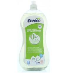 Ecodoo Afwasmiddel hypoallergeen 1 liter | € 3.70 | Superfoodstore.nl