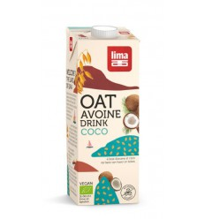 Lima Oat drink coco 1 liter | € 2.43 | Superfoodstore.nl