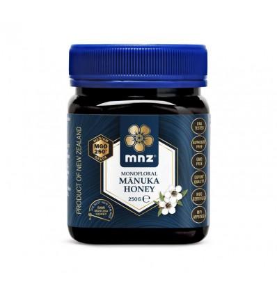 Manuka New Zealand Manuka honing MGO 250+ 250 gram | € 37.67 | Superfoodstore.nl