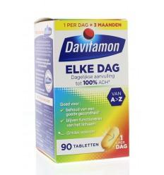 Davitamon Elke dag 90 tabletten | € 17.59 | Superfoodstore.nl