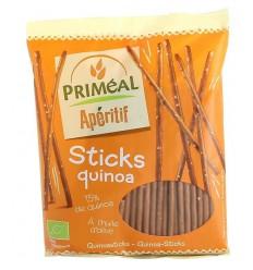 Primeal Aperitive quinoa sticks 100 gram | € 1.42 | Superfoodstore.nl