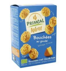 Primeal Aperitive bouchees Gouda kaas 75 gram | € 2.31 | Superfoodstore.nl