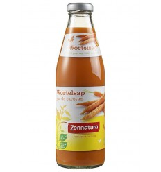 Zonnatura Wortelsap 750 ml | € 4.26 | Superfoodstore.nl