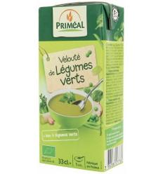 Primeal Veloute soep groene groente 330 ml | € 1.33 | Superfoodstore.nl