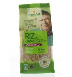 Primeal Volkoren ronde rijst camargue 500 gram   € 2.36   Superfoodstore.nl