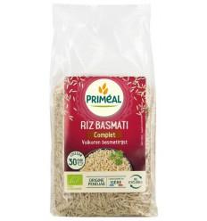 Primeal Volkoren basmati rijst 500 gram   € 2.75   Superfoodstore.nl