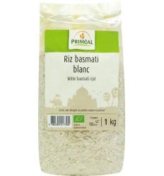 Primeal Witte basmati rijst 1 kg   € 6.16   Superfoodstore.nl