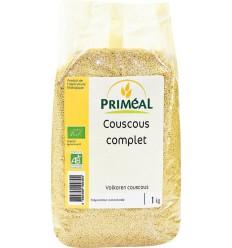 Primeal Couscous volkoren 1 kg   € 3.93   Superfoodstore.nl