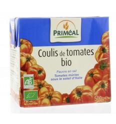 Primeal Tomatenpuree bio 500 gram | € 1.56 | Superfoodstore.nl