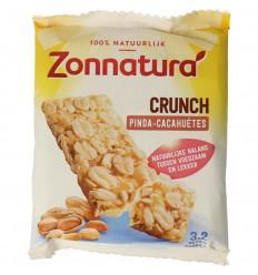 Zonnatura Pinda crunch 45 gram 3 stuks | € 2.19 | Superfoodstore.nl