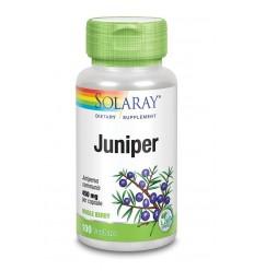 Solaray Juniperus communis 450 mg 100 vcaps | € 14.91 | Superfoodstore.nl