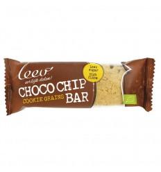 Leev Bio cookiebar chocochip & granen 35 gram 16 stuks | € 15.39 | Superfoodstore.nl