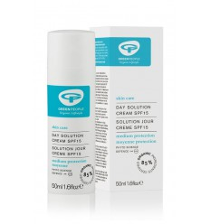 Green People Day solution SPF15 50 ml | € 17.36 | Superfoodstore.nl