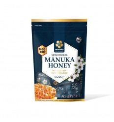 Manuka New Zealand Snappak MGO 100+ 10 stuks van 5 gram | € 19.35 | Superfoodstore.nl