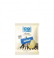 Go Pure Chips naturel gezouten 40 gram | € 0.92 | Superfoodstore.nl