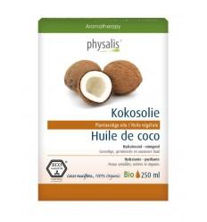 Physalis Kokosolie 250 ml   € 11.00   Superfoodstore.nl